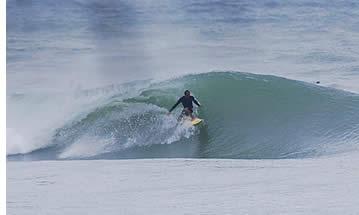Paunch ha diverse vette ed è un'onda molto divertente con un sacco di muro di giocare con